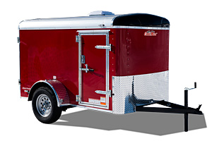 cargo mate trailers the anchor of our product line this premium trailer can be customized to meet any need and is also available as a gooseneck or fifth wheel
