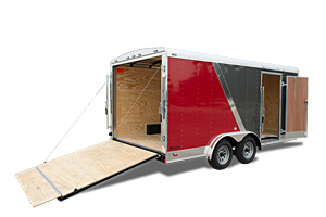 Blazer Cargo Trailers By Cargo Mate