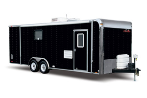 Motorcycle Trailer With Living Quarters Living Quarters